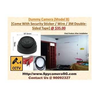 Dummy Camera With Full Setup
