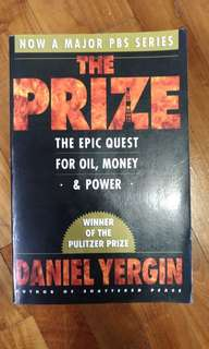 [Classic Book 900 pgs] The Prize