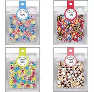 Disney drop peko candy sticky stickers