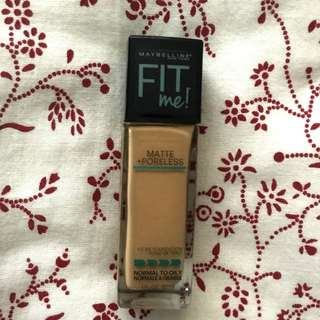 🚚 Maybelline Fit Me Foundation - matte 228
