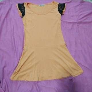 CLEARANCE SALE! Semi-dress Type Top