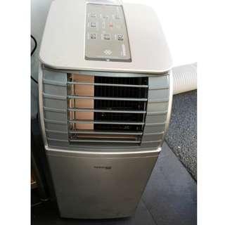 德國寶-移動座地式冷暖空調 PAC 10P