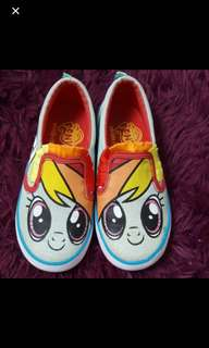 Stride rite 🌈Rainbow dash shoes