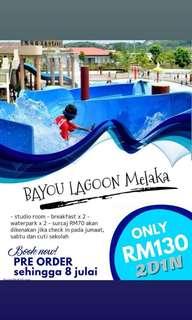 Bayou Lagoon,Melaka