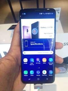 Samsung S9+ 64gb Kredit proses 3 menit