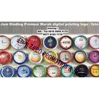 Jam Dinding Promosi dengan harga murah di Jakarta