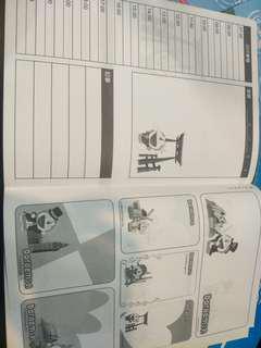🚚 哆啦A夢日行事曆