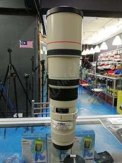 CANON EF 400MM F5.6 L ULTRASONIC.