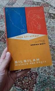 Salasilah Melayu Bugis oleh Raja Ali Haji