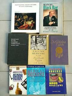 Health Medicine Knowledge Books