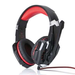 Gaming Headphones (RED)