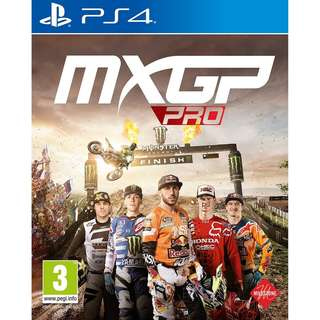[NEW NOT USED] PS4 MXGP Pro Sony PlayStation PQube Racing Games
