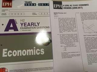 BN EPH H2 economics yearly TYS 2008 - 2017