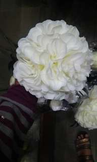 bunga plastik murah meriah