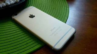 iPhone 6 32Gb Complete Gold 100% Smooth Smart