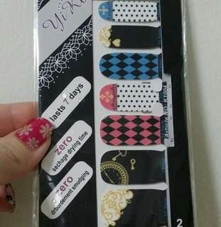 Lovely Nail Art Stickers