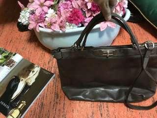 Maxima Milano Laptop/Office Bag Unisex (preloved)