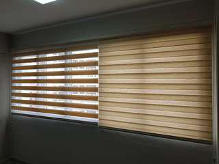 Whole house Korean combi blinds packages.