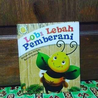 Lobi lebah pemberani