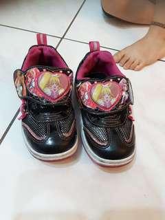 女童鞋18公分