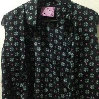 Croptop blouse