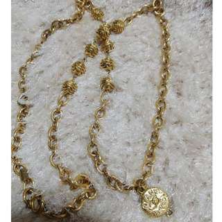 Chanel vintage necklace 頸鍊