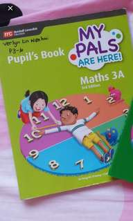 My pals are here 3A textbooks/pupil book