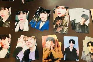 Kim DongHan Solo Album Sunset Official Photocard