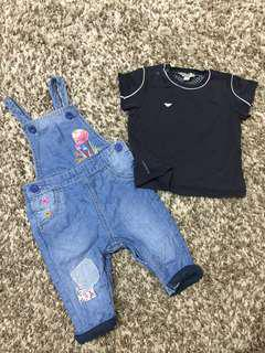 armani junior and mothercare