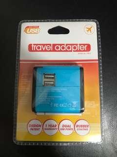travel adapter 旅行轉插