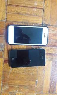 Iphone 3 and iphone 4s