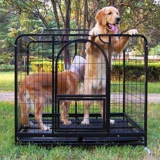 大型加粗狗籠多色110x73x95cm