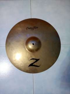 "Zildjian Z series 20"" Custom Ride"