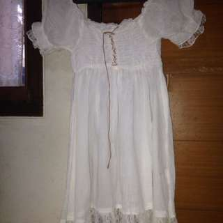 Vintage sabrina dress