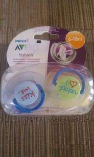Avent Pacifiers Authentic