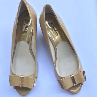 Authentic Michael Kors Peep Toe