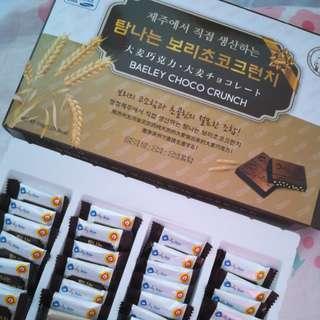 Baeley Choco Crunch (Free Testing)