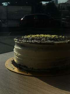Lemon Poppy Seed with Cream Cheese Frosting