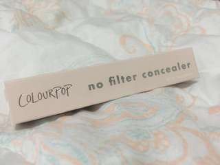 Colourpop No Filter Concealer in Light 14 (previously Light 15)