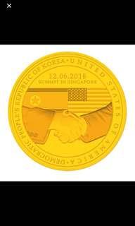 North Korean Medallions