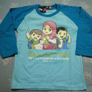 Kaos karakter anak