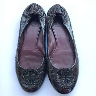 Authentic Tory Burch Size 7