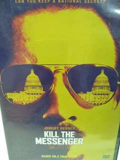 Kill the messenger movie DVD