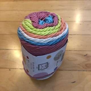 Ruyi Rainbow Cotton Yarn