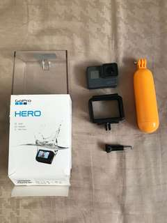 Go Pro Hero-Just Launch
