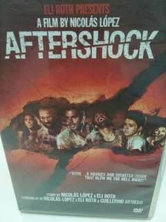 After shock movie DVD