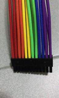 Sleeve cables