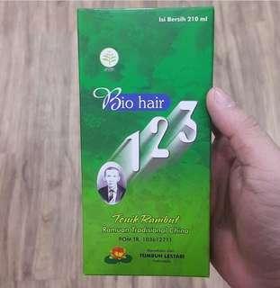 BIO HAIR 123 HAIR TONIC