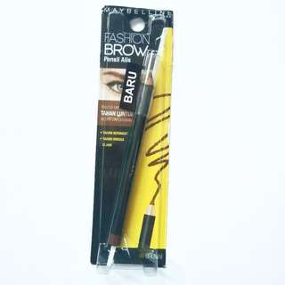 Maybelline eyebrow fashion brow brown