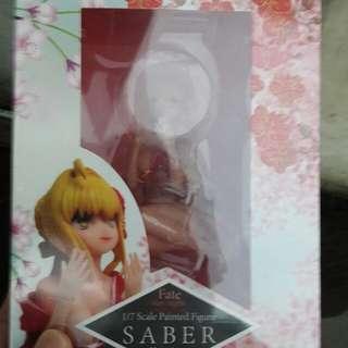 美女公仔-SABER